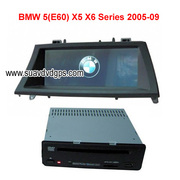 BMW 5 E60 525 530 520 523 X 5 X 6 стерео радио ТВ Bluetooth DVD GPS